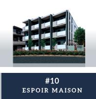 #10 ESPOIR MAISON