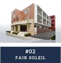 #02 FAIR SOLEIL