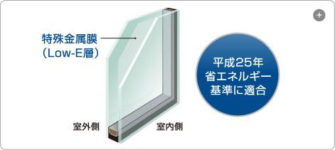 Low-複層ガラス
