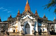 アーナンダ寺院(ミャンマー)