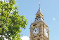 エリザベス・タワー「ビッグ・ベン」(イギリス)