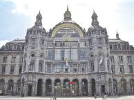 アントワープ中央駅(ベルギー)