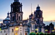 メキシコシティ・メトロポリタン大聖堂(メキシコ)