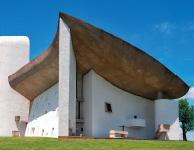 ロンシャンの礼拝堂(フランス)