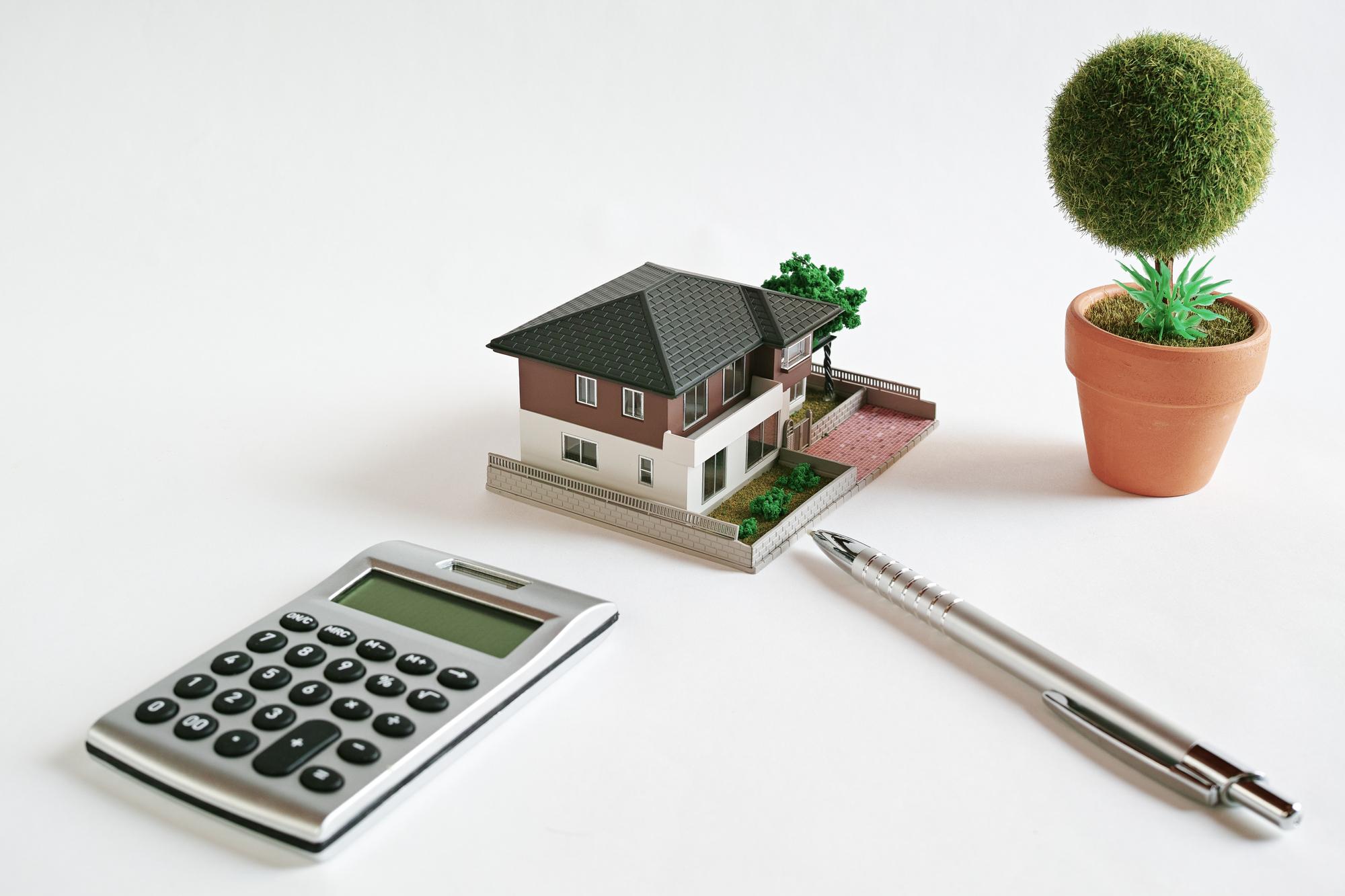 償却率に応じた建物減価償却費の計算方法について