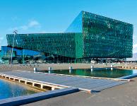 ハルパ・レイキャヴィク・コンサートホール&会議センター(アイスランド)
