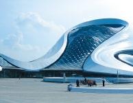 ハルビン・オペラハウス(中国)