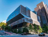 シアトル中央図書館(アメリカ)